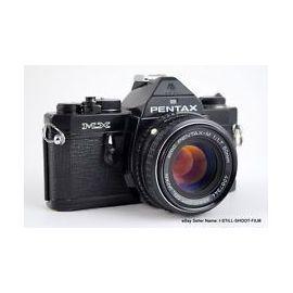 Appareil photo Pentax MX + Objectif smc Pentax-M 1:1.7 50mm + Flash Nissin 360 TW