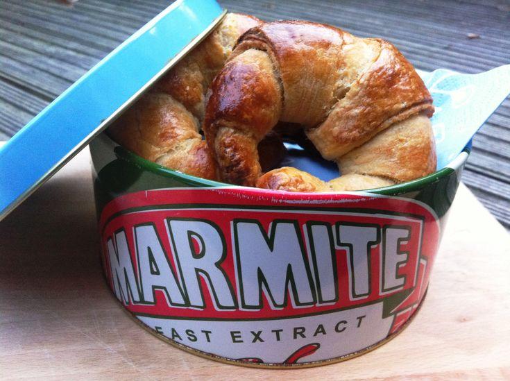 Marmite Croissants