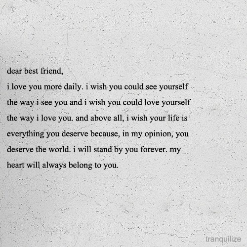 Quotes Dear Friend Tagalog: Maybe We Can't Have The Life We Both Want, But That