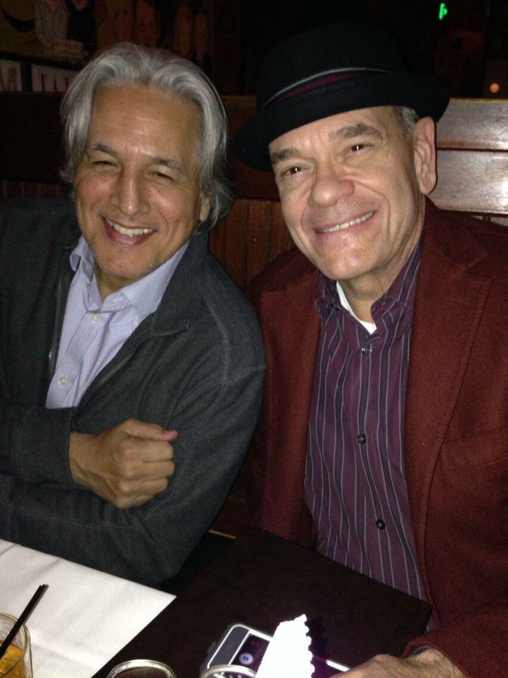 Robert Beltran & Robert Picardo
