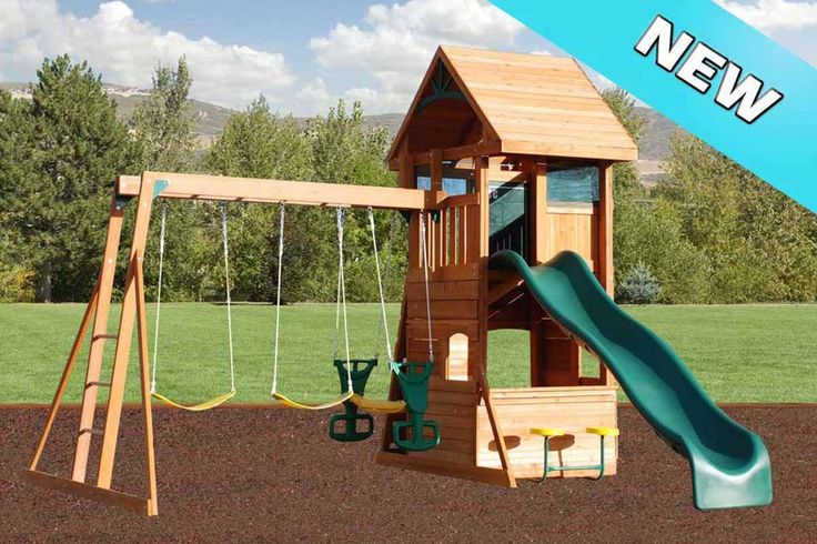 The 21 best Playhouses and climbing frames images on Pinterest ...