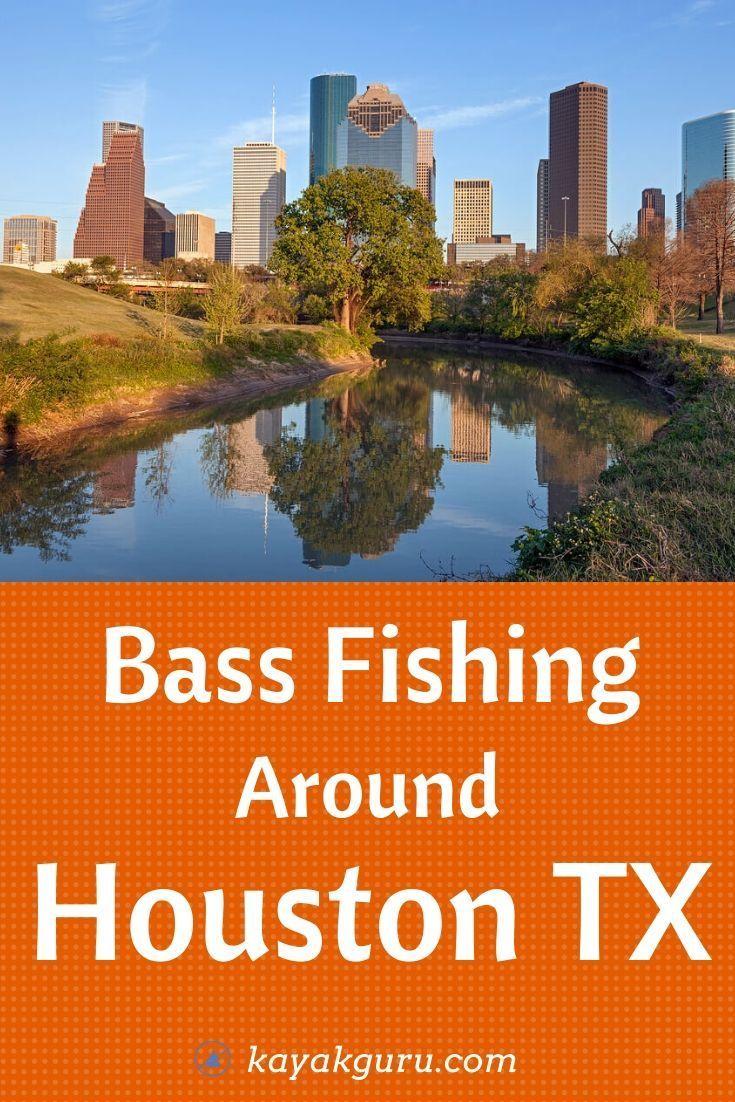 Guide To Bass Fishing Around Houston, Texas