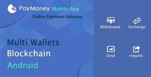 PayMoney - Mobile App Nulled | Nulled Wordpress Themes