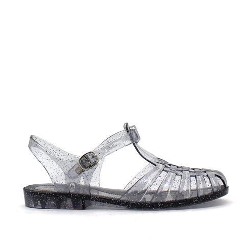 Jellies are the ultimate casual sandal for Spring, buy 'Tutti Fruity' from Betts Shoes.