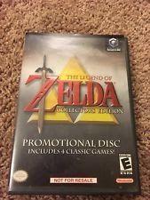 Legend of Zelda Collector's Edition (Nintendo GameCube 2003)