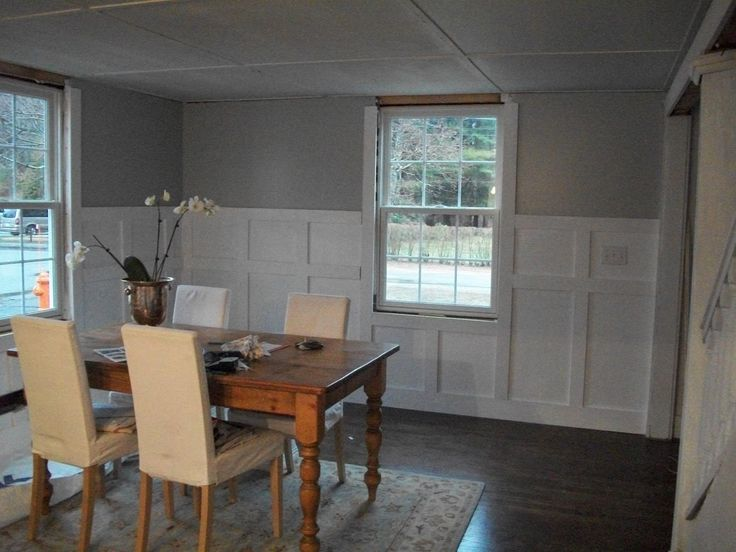 157 Best Images About Wainscot On Pinterest
