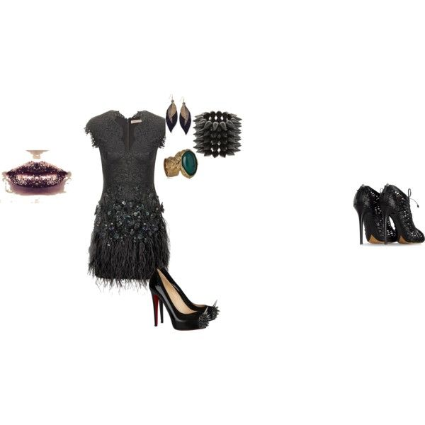 Malificent, Summer 2012, created by jen-a-1 on Polyvore