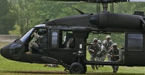 osCurve News: Eleven Missing After Army Chopper Crashes in Flori...