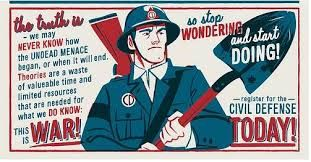 Image result for propaganda cold war posters