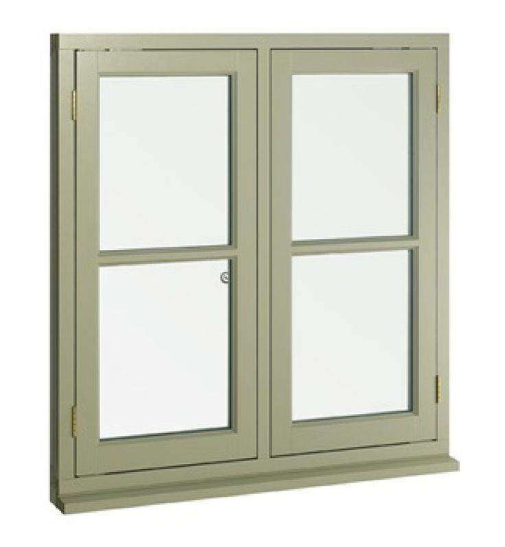 Conventional traditional flush casement windows for Wood windows colorado