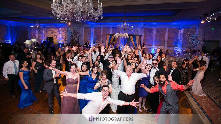 The Langham Huntington Pasadena Wedding | Mark and Kathy