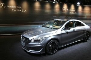 Mercedes Benz CLA 200 Urban | Mercedes Benz