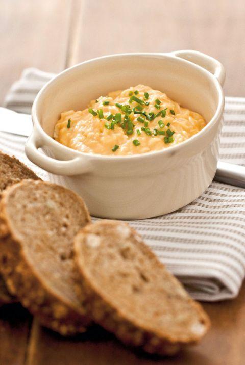 Vajíčková nátierka s majonézou