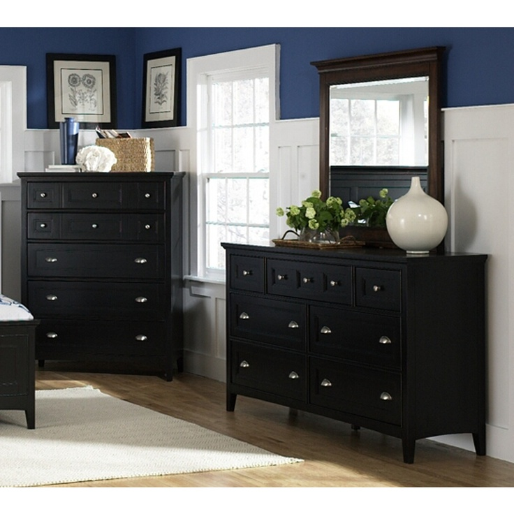 South Hampton Dresser, Mirror and Chest   Painted bedroom ...