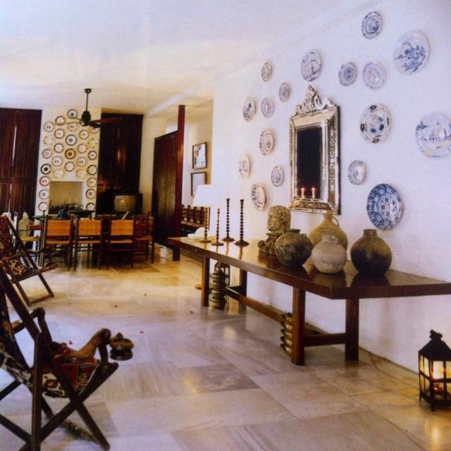 Pin By Chirine Khalaf On Home Interior: Ahmet And Mica Ertegun's Home In Bodrum, Turkey