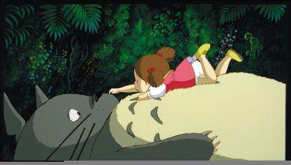 となりのトトロ 無料pcデスクトップ壁紙 画像集 ジブリ 高画質 Naver まとめ Studio Ghibli Movies My Neighbor Totoro Totoro