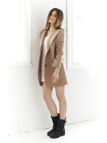 Sahara Coat - for the street chic girl