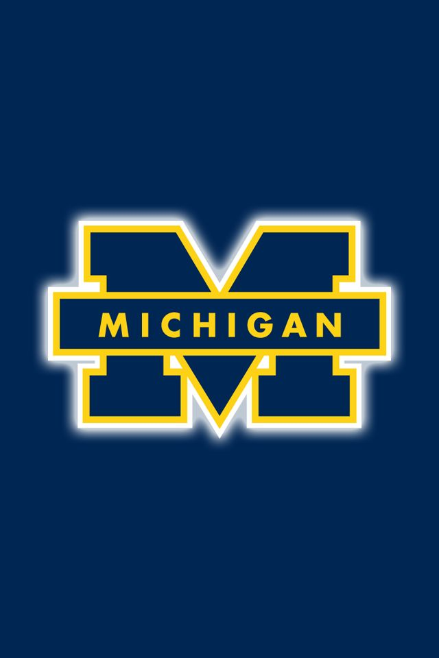 Free Michigan Wolverines iPhone Wallpapers. Install in ...