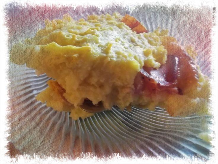 Schiacciata di patate, provola e Speck Gustos!