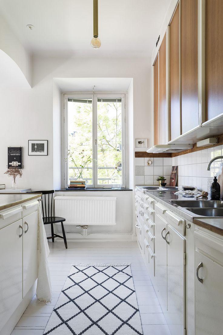 Kitchen Interior design Scandinavian  Heleneborgsgatan 5 c | Fantastic Frank