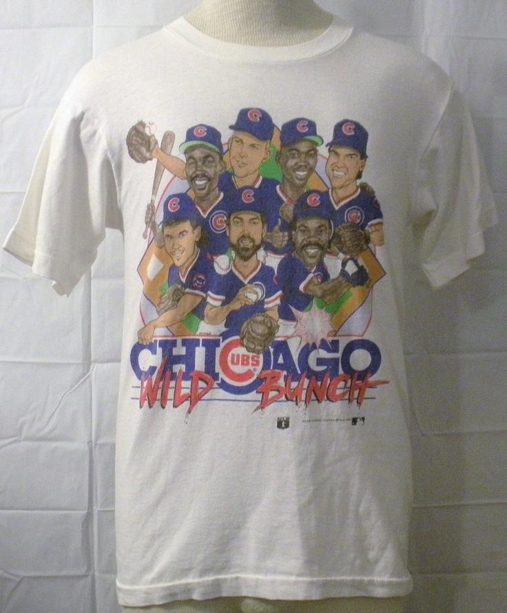 '89 Cubs. Wild Bunch!89 Cubs, Wild Bunch