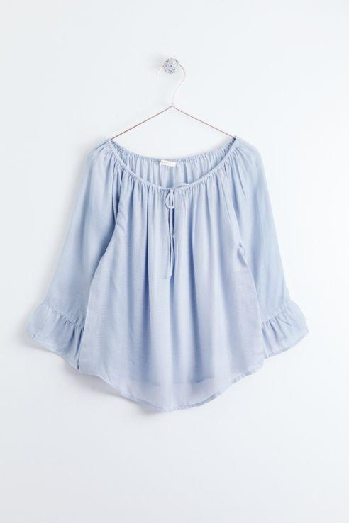 Blusas y camisas para mujer