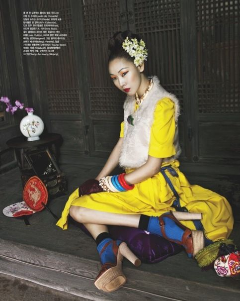 ( Vogue Korea )