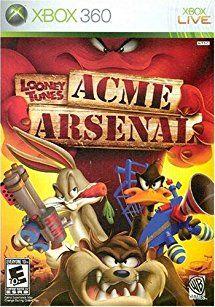 Looney Tunes: Acme Arsenal - Xbox 360