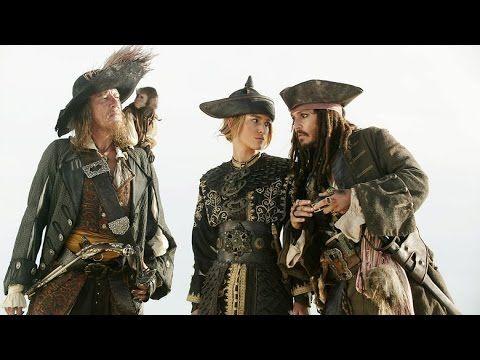 Ver Piratas del Caribe 3: En el Fin del Mundo en Español Online Completa #Películas  #Películas