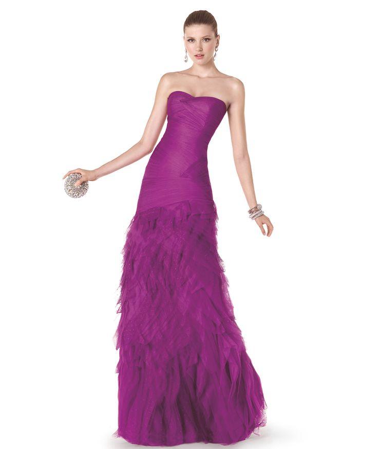 Mejores 48 imágenes de Vestidos para madrinhas | Bridesmaids dresses ...
