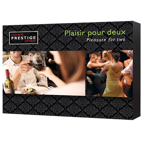 Coffrets Prestige : Plaisir pour deux | Idée Cadeau Québec http://www.ideecadeauquebec.com/coffrets-prestige-plaisir-pour-deux-couple/