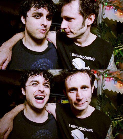Billie Joe Armstrong & Mike Dirnt - Green Day