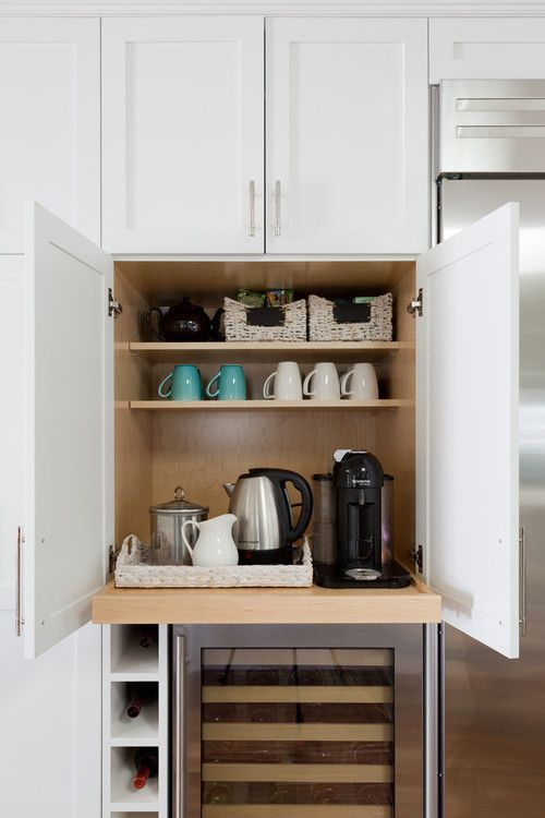 Built In Kitchen Coffee Bar Ideas Coffee Bar Home Coffee Bar Built In Coffee Bars In Kitchen