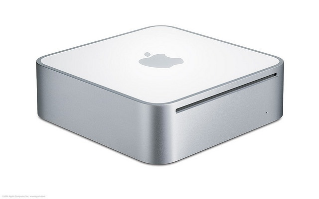 Apple Mac Mini - Jonathan Ive - 2005