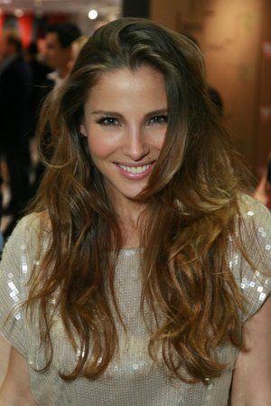Elsa Pataky effortless hair