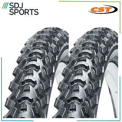 "2x cst #eiger 26"" x 1.95 atb mtb 26 inch mountain bike #cycle #tyres (1 pair),  View more on the LINK: 	http://www.zeppy.io/product/gb/2/282063502823/"