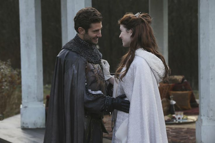 Episode 312: New York City Serenade Once Upon a Time Season 3 Pictures & Character Photos - ABC.com- Prince Phillip and Princess Aurora #OUAT