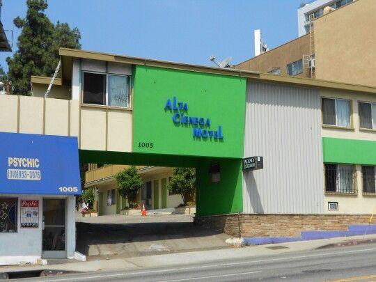 Alta Cienega Motel - Los Angeles