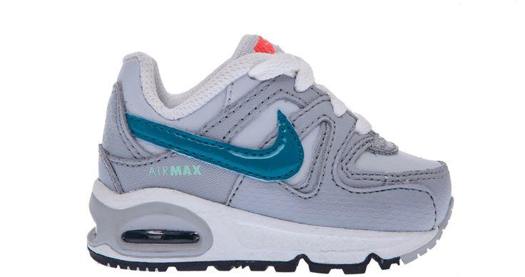 NIKE - Βρεφικά παπούτσια Nike AIR MAX COMMAND γκρι μόνο 29.00€ #moda #style #fashion