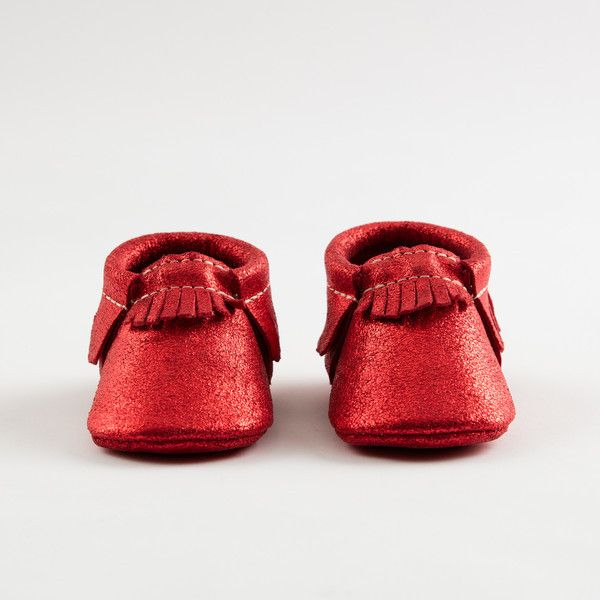 Freshly Picked Moccasins | Red