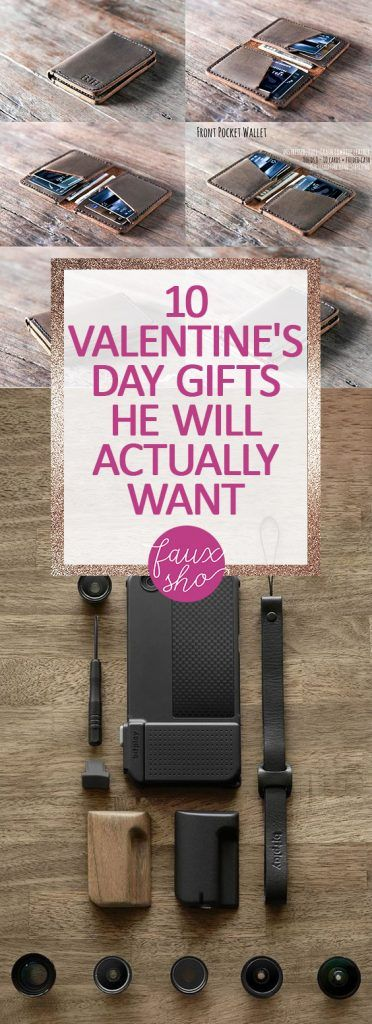 10 Valentine's Day Gifts He Will Actually Want  Valentines Day Gifts, Gift Ideas, DIY Gift Ideas, Valentines Day, Valentines Day Gifts, Gifts for Him, Valentines Day Gifts for Him, DIY Gifts for Him, Popular pin #Gifts #GiftsforHim