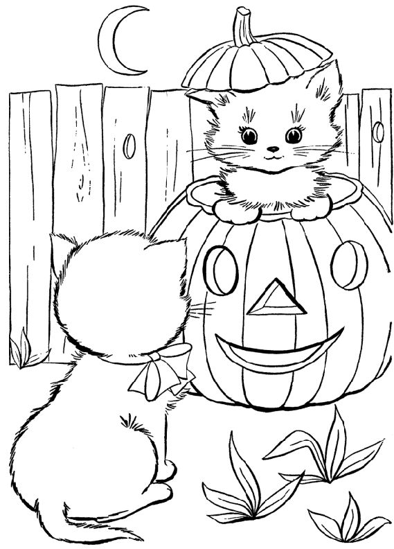 72 Halloween Printable Coloring Pages Customizable Pdf Coloring