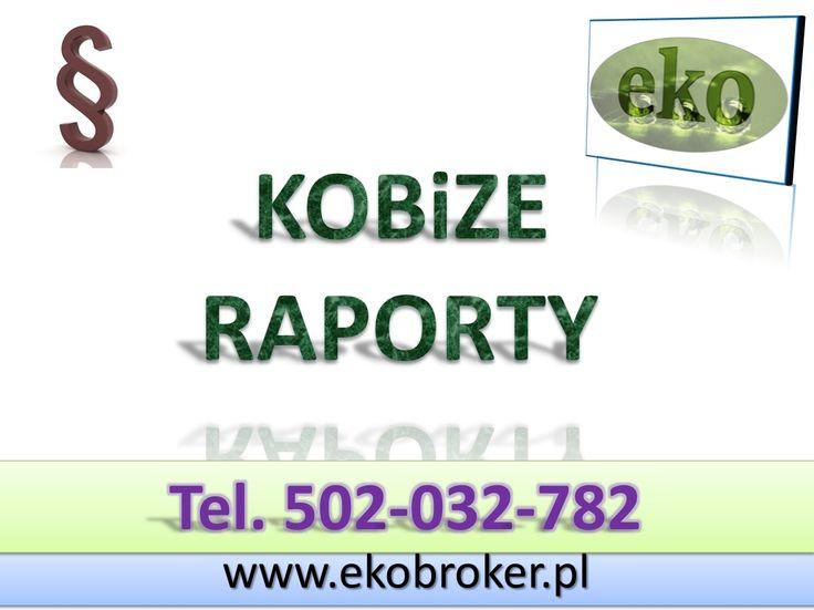Obsługa bieżąca firmy w KOBiZE. tel 502-032-782  wypełnienie raportów zaległych i bieżących, obsługa firmy z Kobize. dokończenie rejestracji i rozpoczętych wniosków. pytanie do Kobize, problemy , rozwiązanie trudności przy wypełnianiu. obliczanie w Kobize, raport, Cena indywidualnego szkolenia i wykonania raportu,  jest ustalana indywidualnie dla każdego podmiotu.