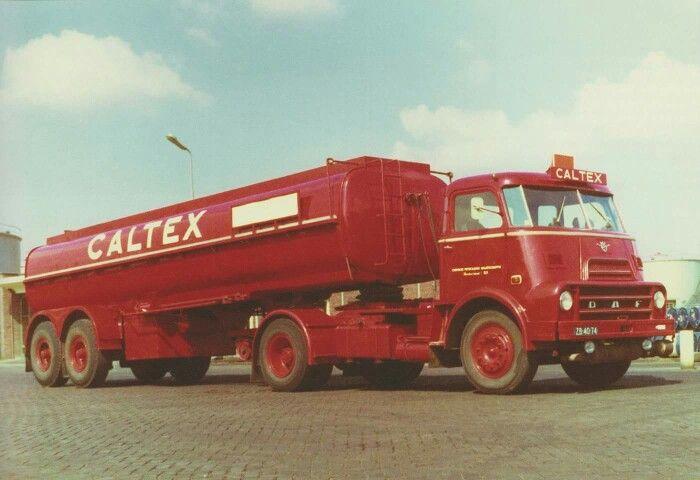DAF Caltex benzineauto