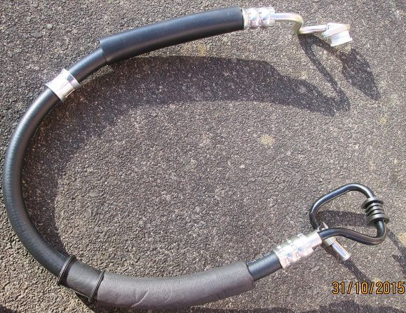 honda accord power Steering pressure hose / pipe 53713-SEF-E01 53713 SEF E01 53713SEFE01 10 / 2003 - 09 / 2008 2.2 2204 cc n22a1 6 Speed Manual / automatic
