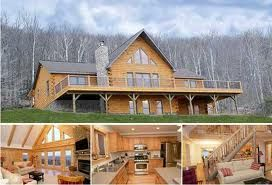 pictures of log homes - Google Search