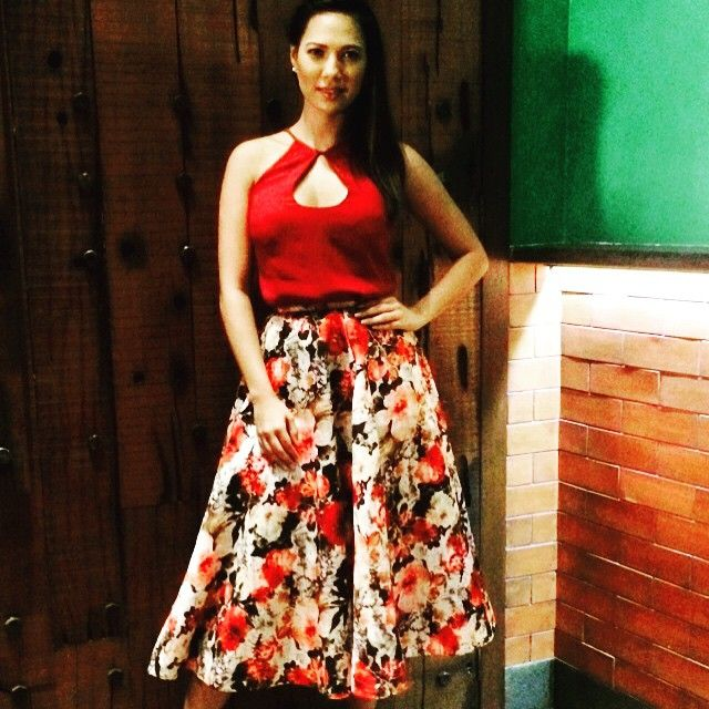 Rochelle Rao - from Miss India to TV shows and now IPL host... Talks to BlabberCat about anchoring, friendship and sports ... Full story coming soon on www.blabbercat.com @irishhousekol @rochellerao