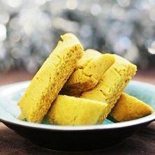 Sega saffranssnittar - Saffron cookies (recipe in swedish)