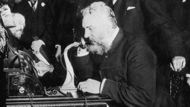 Alexander Graham Bell meramalkan bahwa satu hari manusia akan berkomunikasi tanpa kabel - Science - okezone techno