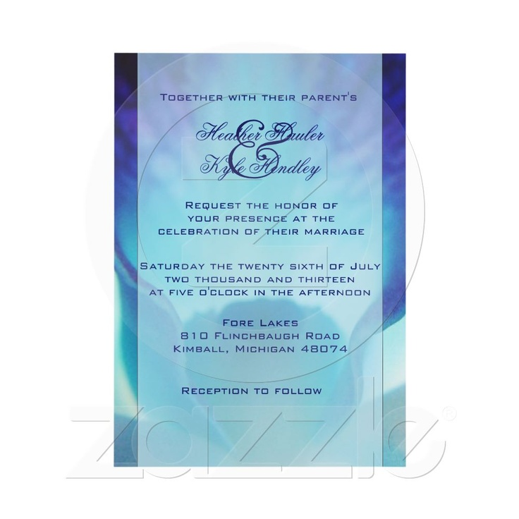 25 best ideas about orchid wedding invitations on